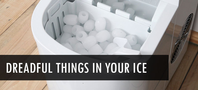 3 Dreadful Things You Didn't Know Were in Your Ice