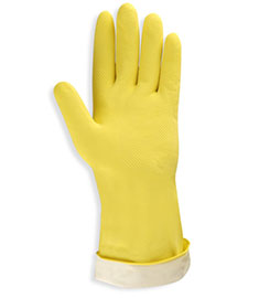 Don't forget to use gloves