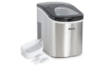 Della Portable Top Load Electric Ice Maker Review