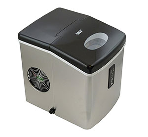 portable top ice machine tg22